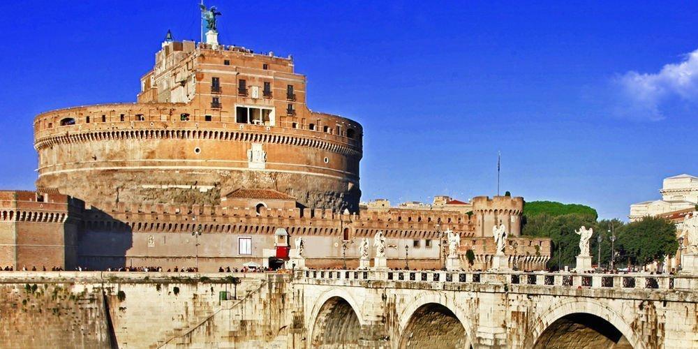 Castel Sant'Angelo - Tumba de Adriano y la fortaleza papal
