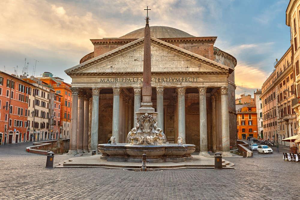 Obeliscos en Roma